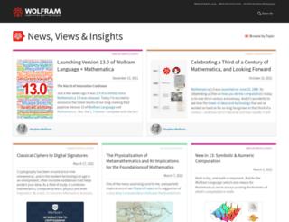 blog.wolframalpha.com screenshot