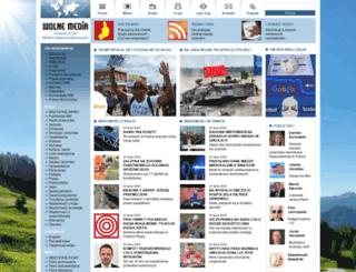 blog.wolnemedia.net screenshot