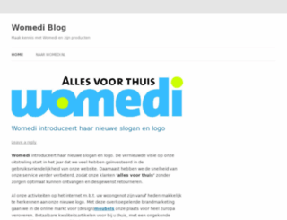 blog.womedi.nl screenshot