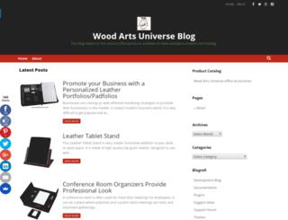 blog.woodartsuniverse.com screenshot