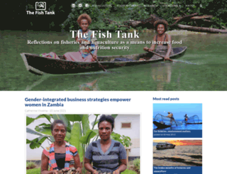 blog.worldfishcenter.org screenshot