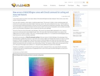 blog.wpf-graphics.com screenshot
