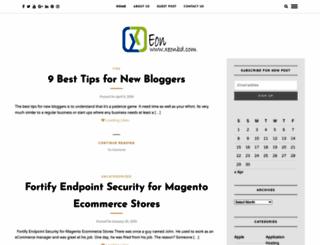 blog.xeonbd.com screenshot