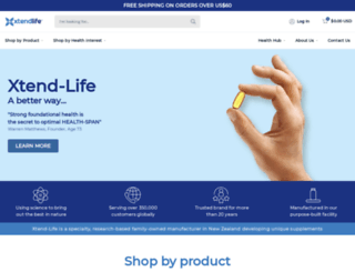 blog.xtend-life.com screenshot
