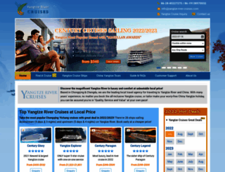 blog.yangtze-river-cruises.com screenshot