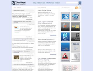 blog.yh.com.tr screenshot