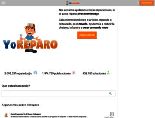 blog.yoreparo.com screenshot