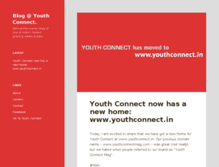 blog.youthconnect.in screenshot