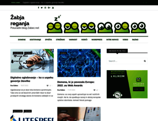 blog.zabec.net screenshot