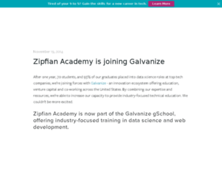 blog.zipfianacademy.com screenshot