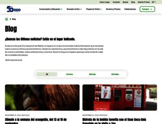 blog.zoomadrid.com screenshot