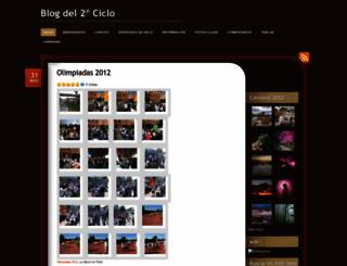 blog2c.wordpress.com screenshot