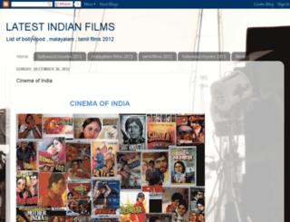 blog4indianfilms.blogspot.in screenshot