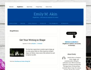 blog4writers.com screenshot