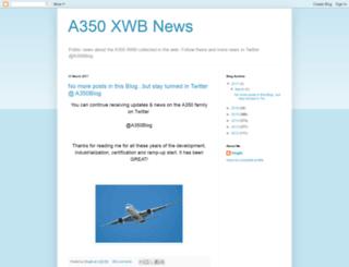 bloga350.blogspot.com screenshot