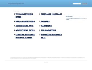 blogadvertisingrates.com screenshot