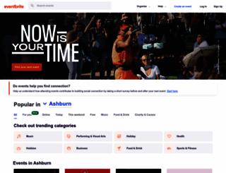 blogakenmore.eventbrite.com screenshot