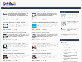 blogaktives.blogspot.com screenshot