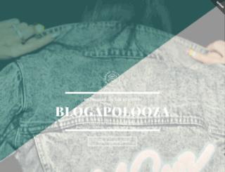 blogapolooza.splashthat.com screenshot