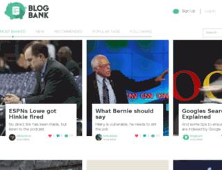 blogbank.com screenshot