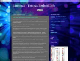 blogbarengus.blogspot.com screenshot