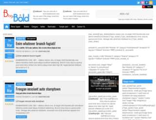 blogbold.pz-studio.com screenshot
