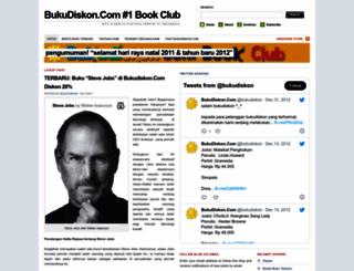 blogbukudiskon.wordpress.com screenshot