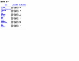blogconfig.com screenshot
