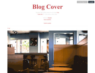 blogcover.co screenshot