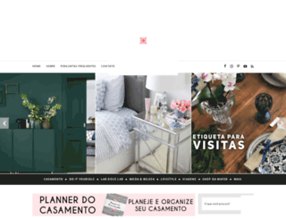 blogdamariafernanda.com screenshot