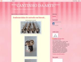 blogdaregimara.blogspot.com screenshot
