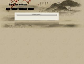 blogdasofertas.blogspot.com screenshot