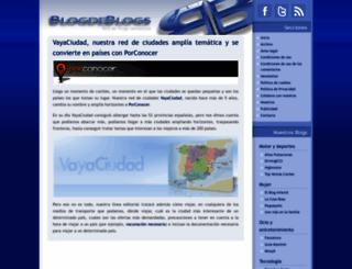 blogdeblogs.com screenshot
