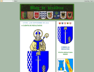 blogdeheraldica.blogspot.com screenshot
