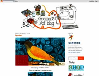 blogdelanine.blogspot.com.es screenshot