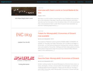 blogdemanila.com screenshot