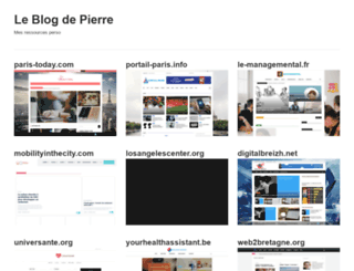 blogdepierre.fr screenshot