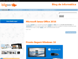 blogdeuninformatico.bligoo.es screenshot