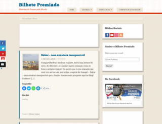 blogdobilhetepremiado.com.br screenshot
