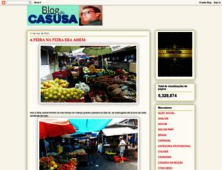 blogdocasusa.blogspot.com.br screenshot