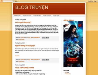 blogdoctruyencuoi.blogspot.com screenshot