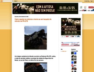 blogdodinhosantos.blogspot.com.br screenshot