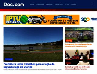 blogdodoc.com screenshot
