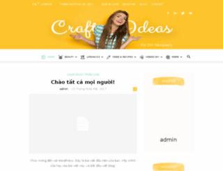 blogdohoa.com screenshot