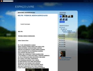 blogdojadsonqueiroz2.blogspot.com.br screenshot