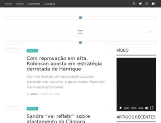 blogdomagnos.com.br screenshot