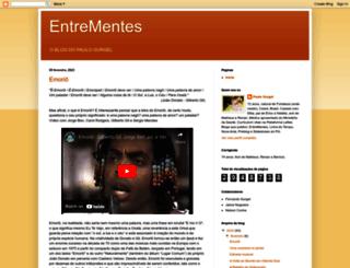 blogdopg.blogspot.com.br screenshot