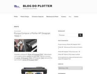 blogdoplotter.com screenshot