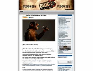 blogdosilvinho.wordpress.com screenshot
