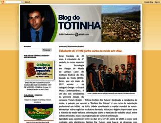 blogdototinha.blogspot.com.br screenshot